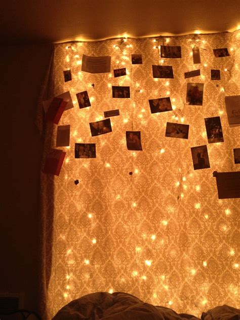 christmas lights in bedroom pinterest my bedroom wall christmas lights covered in a sheet use