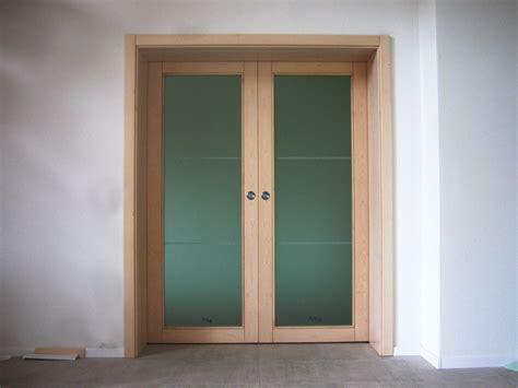 porte interne a due ante porte interne in legno falegnameria murari snc