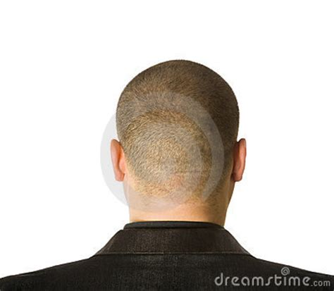 pictures of the back of men heads back of male head stock image image 7793761