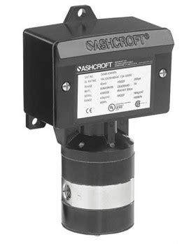 Ashcroft D424B 150IWD D-Series Differential Pressure
