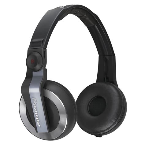 Headphone Hdj 500 pioneer dj hdj 500 k black dj headphones