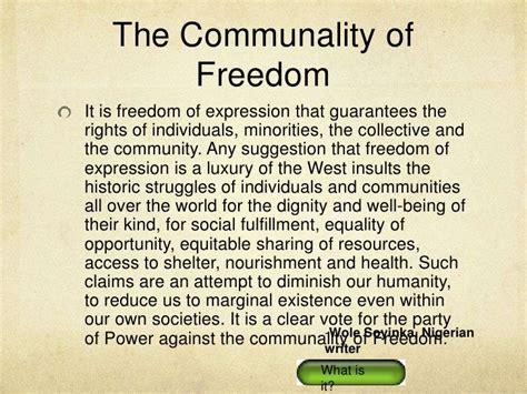 Amendment Freedom Of Speech Essay by Freedom Of Speech Essay Freedom Of Speech In Actions Of Defamation Edu Essay Ayucar