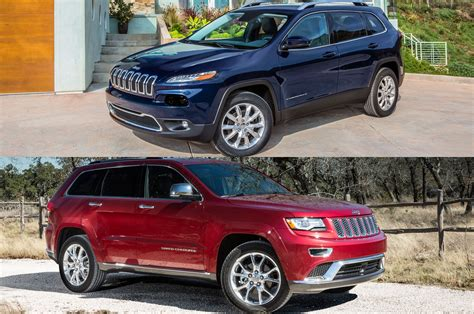 Jeep Vs Jeep Grand Totd Which Jeep Is More Attractive Or Grand