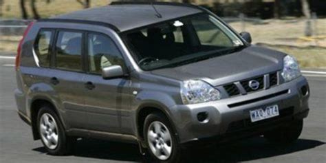 Nissan X Trail 2 5st 7 suv berkelas dengan harga rp 150 jutaan merdeka