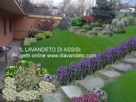 giardini rocciosi in ombra progetti gratuiti per giardini fioriti e profumati