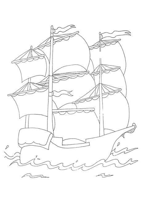 dessiner un bateau pirate le dessin d un beau bateau pirate 224 colorier coloriages