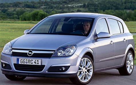 Opel Astra Hatchback by Opel Astra Hatchback 2004 2007 Reviews Technical Data