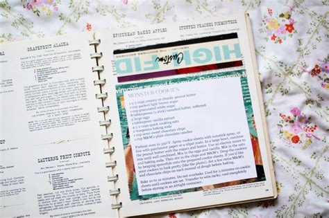 recipe of books diy recipe book gembobs inspiration