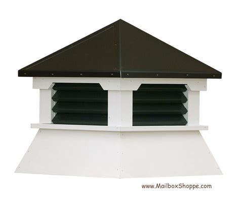shed cupola vinyl shed cupola with painted aluminum roof louvers