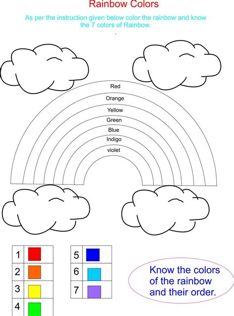color worksheets crafts actvities and worksheets for preschool toddler and