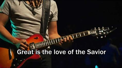 max b for the love of chrissy endless light hillsong live lyrics subtitles 2012