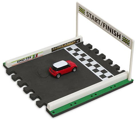 micro on tracks mini rc race track mobile venue