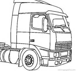 big truck coloring pages az coloring pages