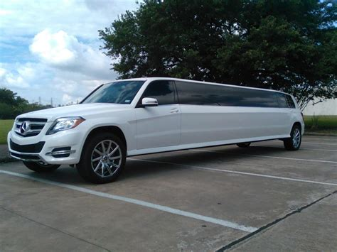 mercedes limo mercedes 14 passengers limo service houston limousine