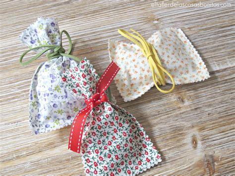 como hacer bolsitas de cumplea os con tela todo bolsitas decorativas de tela