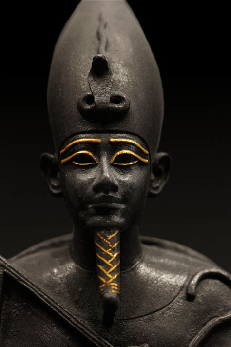 ancient egyptian god osiris the original trinity brought to you by egypt metal gaia