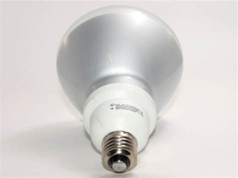 Led Philips 23 Watt philips 120 watt incandescent equivalent 23 watt 120 volt r40 warm white reflector cfl bulb