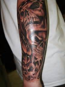 mens tattoo sleeve skull sleeve tattoos for skull sleeve