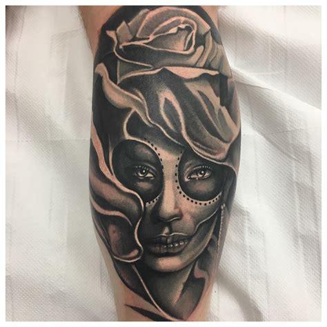 tattoos de catrinas catrina t and tatoos