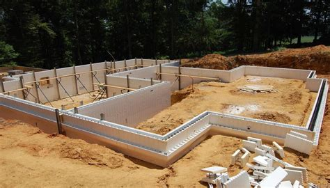 Insulated Concrete Forms Home Plans by Icf Foundation Pros And Cons