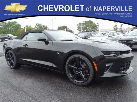 new 2017 chevrolet camaro ss convertible in naperville