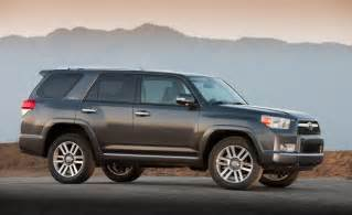 2010 Toyota 4 Runner Car And Driver