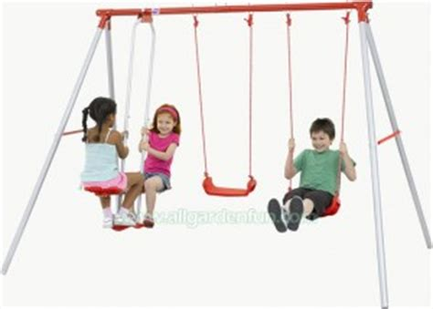 types of swings types of garden swings