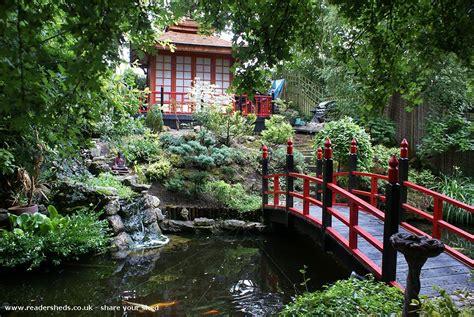 japanese tea house japanese tea house unique from garden owned by derek verlander shedoftheyear