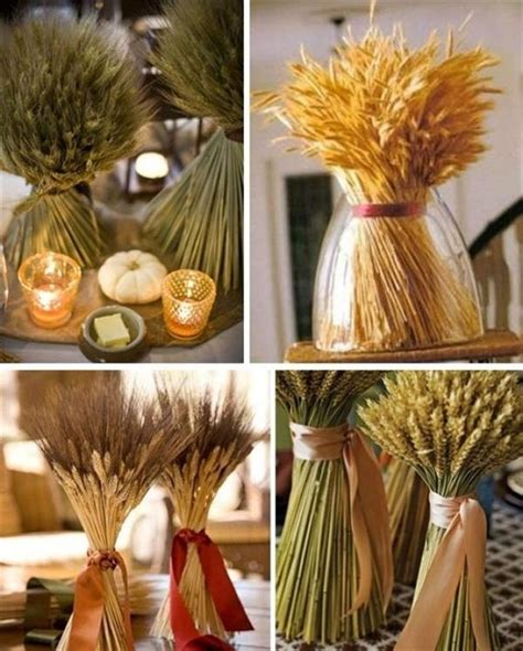Indian Wedding Vase Story 21 Diy Thanksgiving Decorations And Centerpieces Savoring