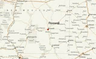 map of roswell roswell new mexico location guide