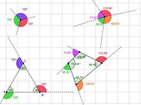 somma angoli interni poligono somma degli angoli esterni di un poligono con applet di