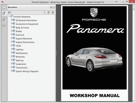 repair windshield wipe control 2012 porsche panamera electronic valve timing porsche panamera service manual