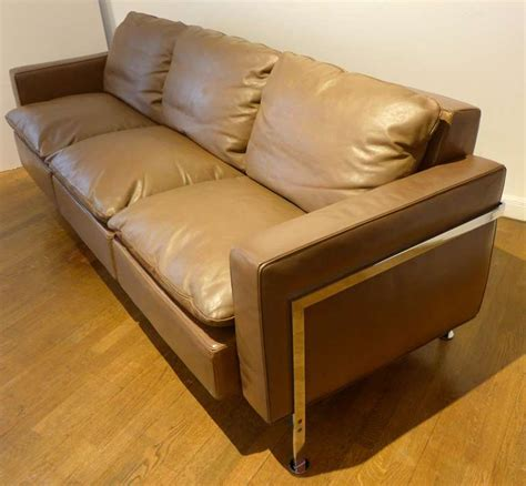 robert sofa robert haussmann sofa for de sede at 1stdibs