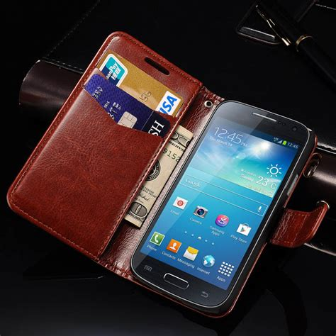 New Luxury Wallet Leather Samsung Galaxy S4 Termurah vintage wallet with stand leather for samsung galaxy
