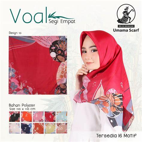 Jilbab Segiempat Square 10 segiempat voal umama 10 sentral grosir jilbab kerudung i supplier jilbab i retail grosir