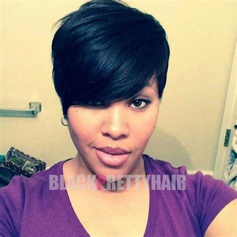 how to maintain pixie cut on black hair 100 human natural hair fashion long bangs short women