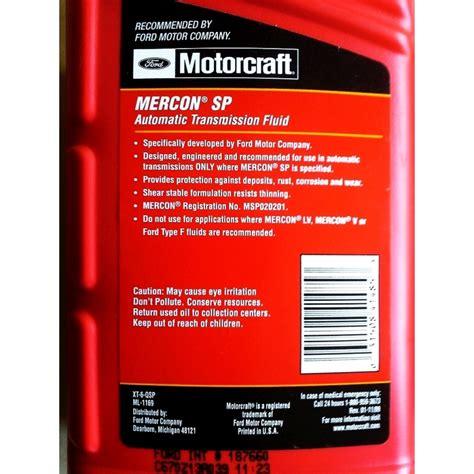 Humm3r Mercon olej automatycznej skrzyni bieg 211 w mercon sp motorcraft
