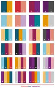 combination of colours gorgeous color schemes color combinations color palettes