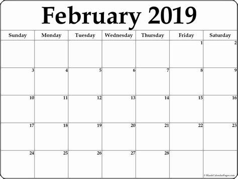 Vertex Printable Calendar