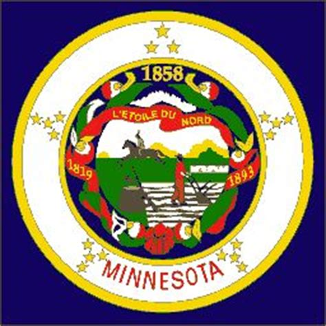 Minnesota The 32nd State by Minnesota Is A U S State Located In The Midwestern United
