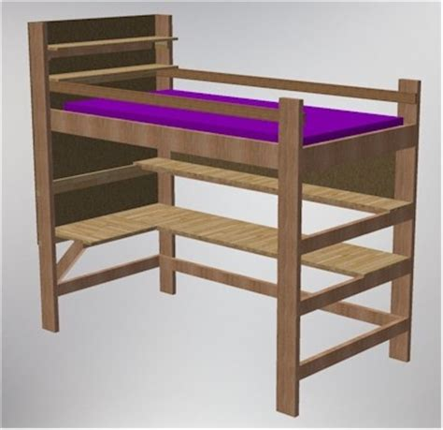 dorm loft bed 78 images about dorm room ideas for guys on pinterest