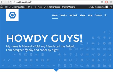 enfold theme wpml multilingual site enfold kriesi at premium wordpress