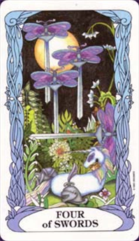 Tarot Of A Moon Garden by Tarot Of A Moon Garden