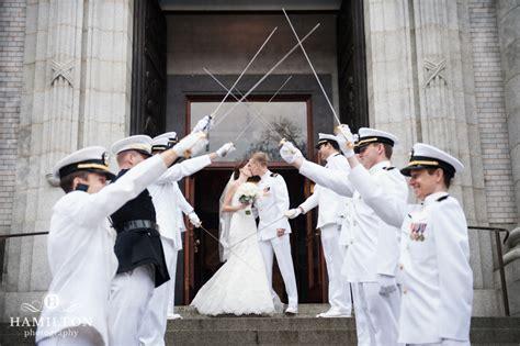 wedding arch of swords hamilton photography wedding sword arch ceremony