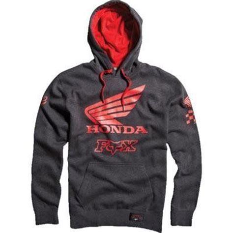 fox motocross hoodies 2014 fox honda premium casual apparel mx motocross
