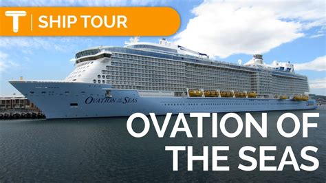 of the seas cabin reviews ovation of the seas complete tour review cabin food