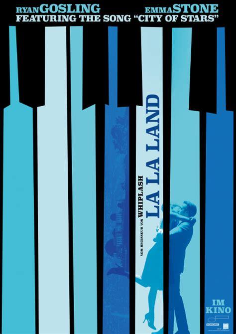 Plakat La La Land by Filmplakat La La Land 2016 Plakat 1 7