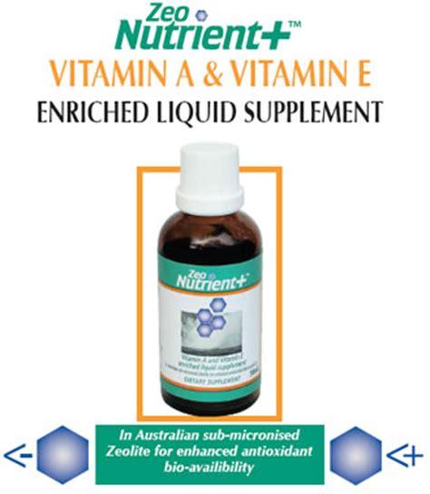 Liquid Zeolite Detox Symptoms by Activated Liquid Zeolite