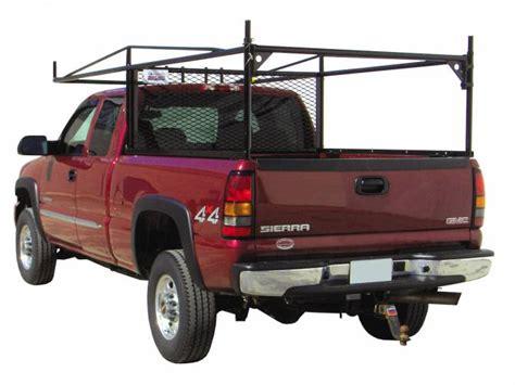 S10 Ladder Rack by 1992 Chevy C K 3500 Vanguard Truck Racks