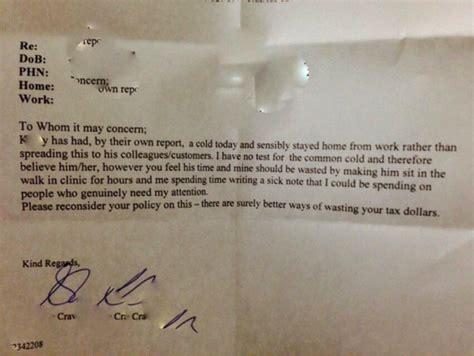 Lettre De Demande D Int Gration La Fonction Publique modele lettre justificatif d absence travail document